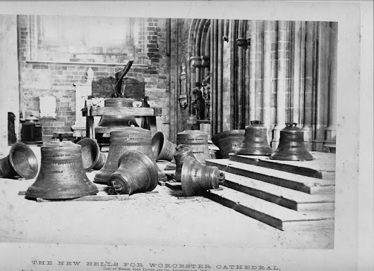 A Dynasty of Medieval Bell founders in Worcester