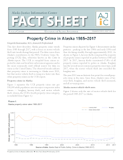 Property Crime in Alaska 1985–2017. Click through to PDF.