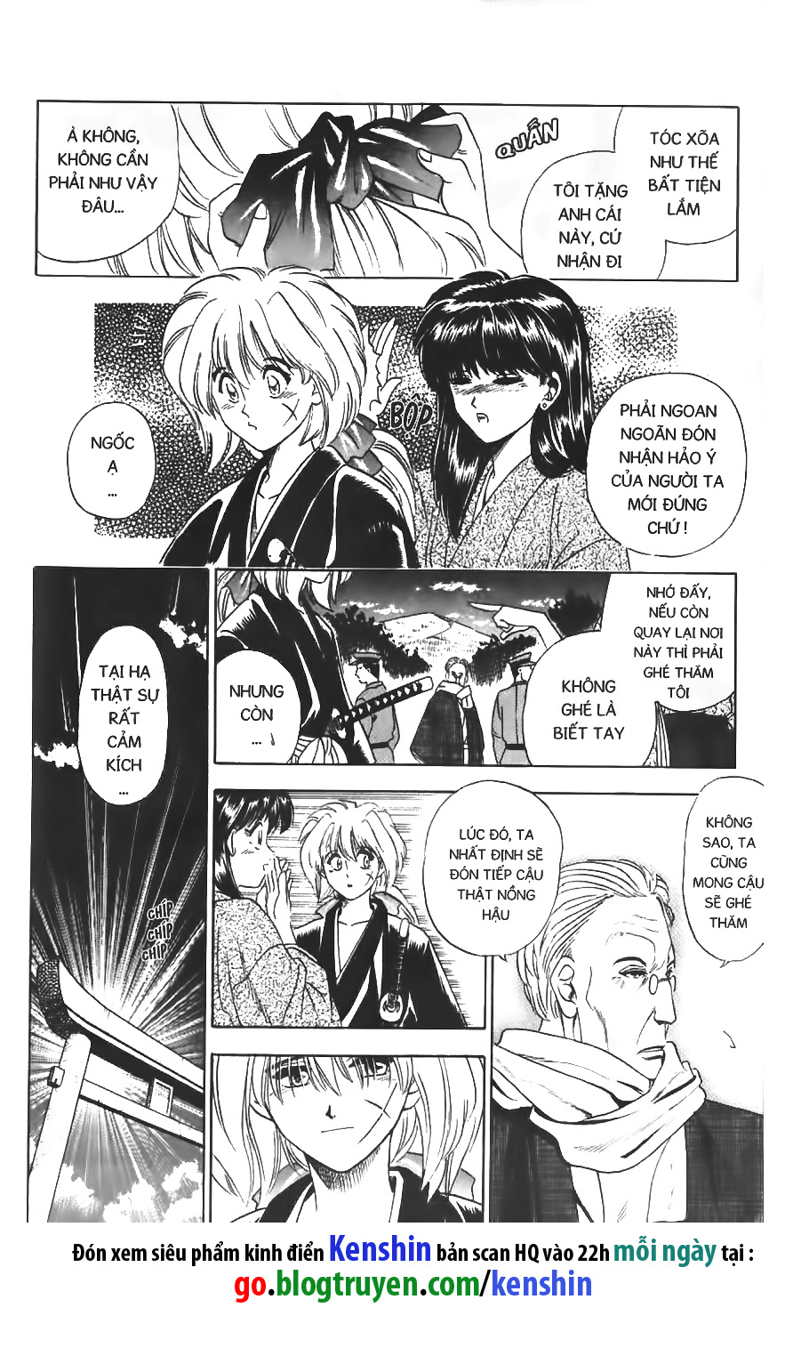 Rurouni Kenshin chap 6.5 trang 30