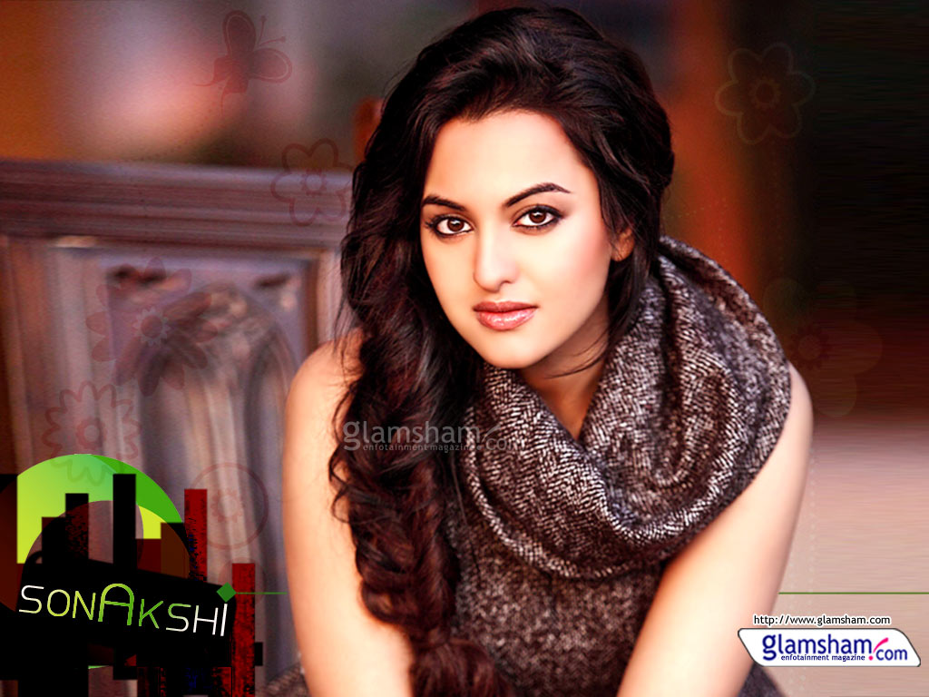 Wallpaper Of Sonakshi Sinha: Bollywood News:Entertainment News, Movie, Music And Lot