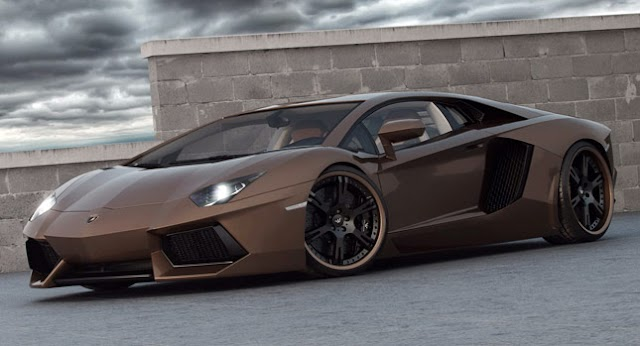 It is rumored that the hybrid Lamborghini was costing $ 3 million and glowing in the dark