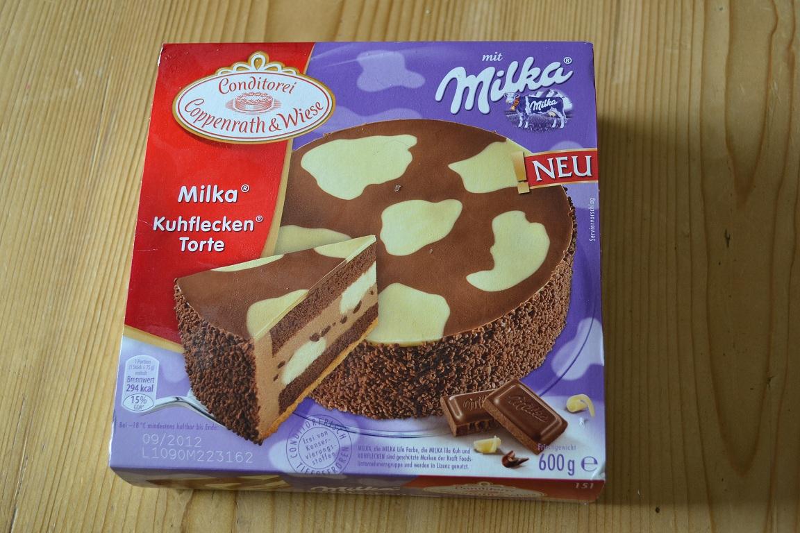 Judy Blog Milka Kuhflecken Torte