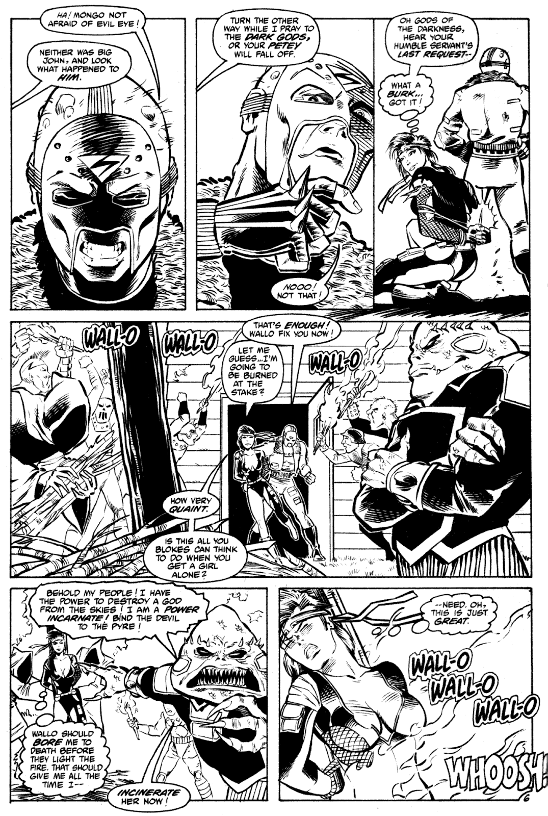 Shattered Earth issue 2 - Page 8