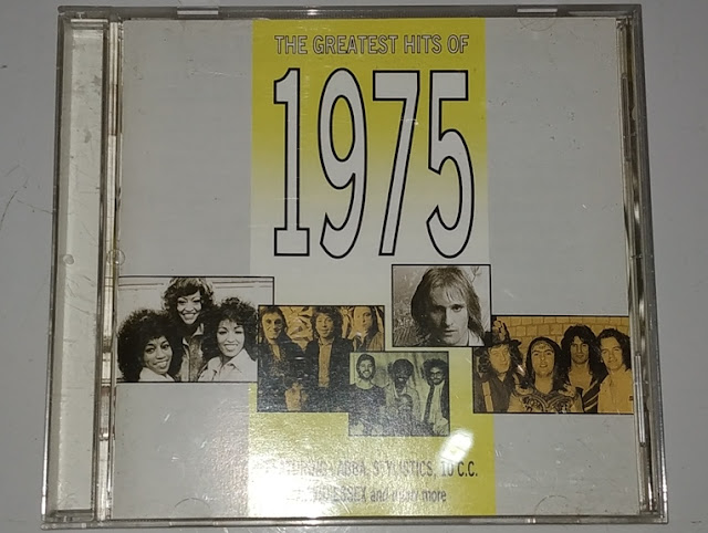 Cd V/a The Greatest Hits Of 1975