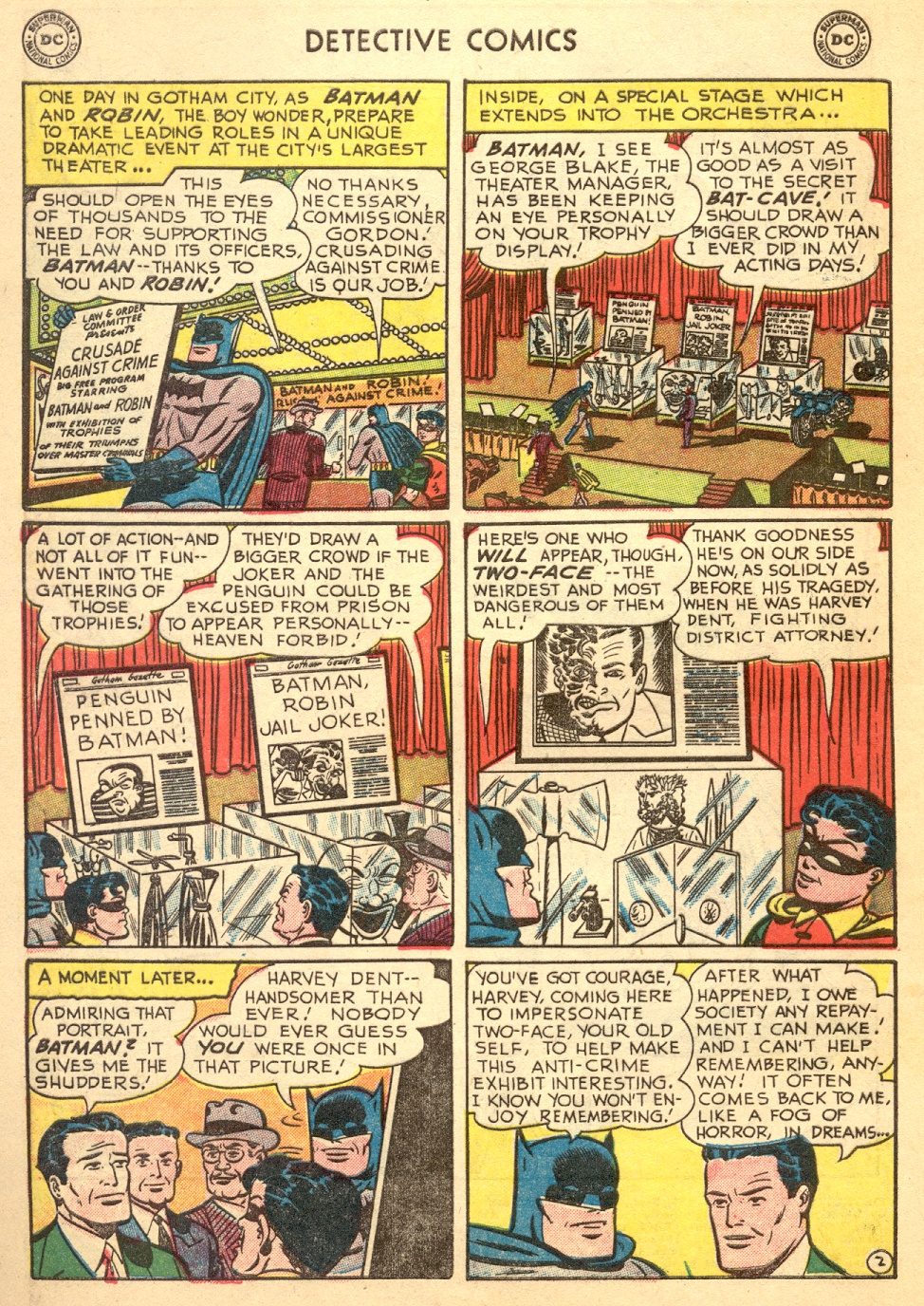 Read online Detective Comics (1937) comic -  Issue #187 - 4