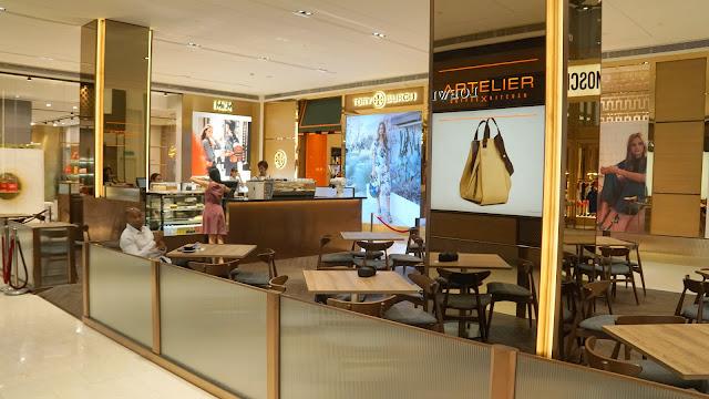 Artelier Coffee X Kitchen Pavilion