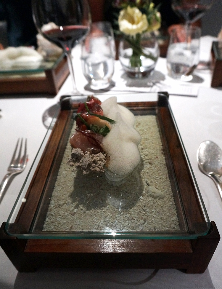 Euriental | the Fat Duck, Bray, by Heston Blumenthal. Sound of the Sea.