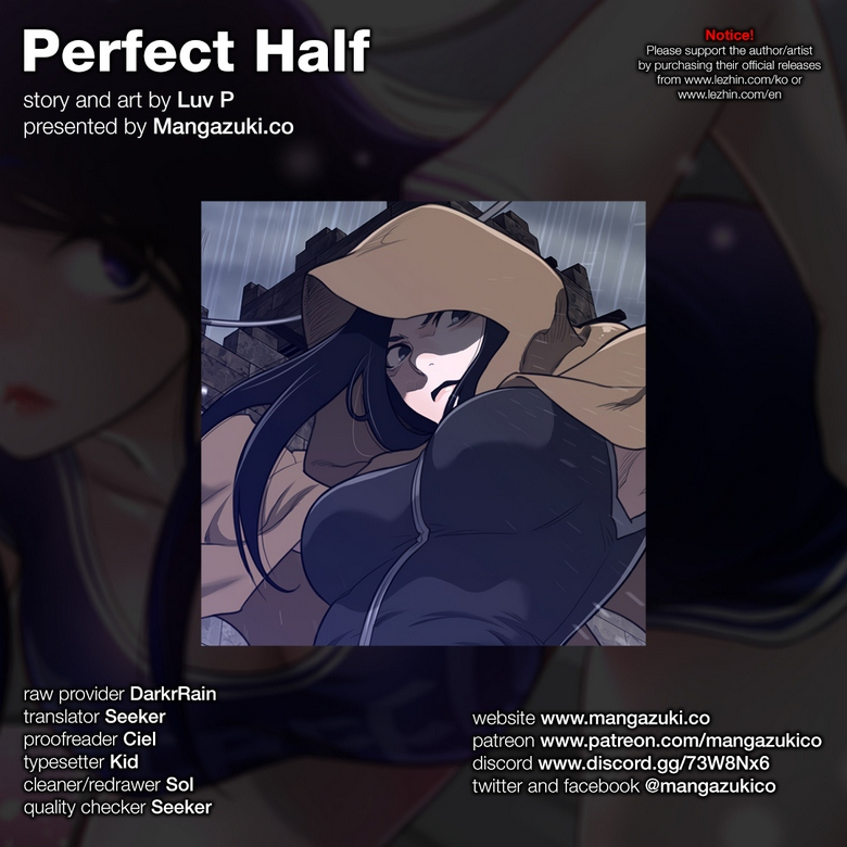 Perfect Half Chapter 74