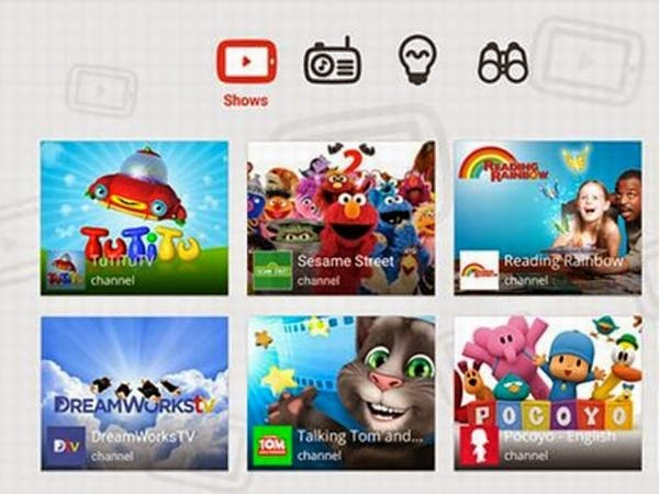 جوجل تطلق  YouTube Kids