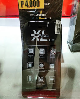 Cherry Mobile Flare XL Plus Now Available