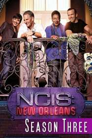 serie NCIS: New Orleans 3x01 Online