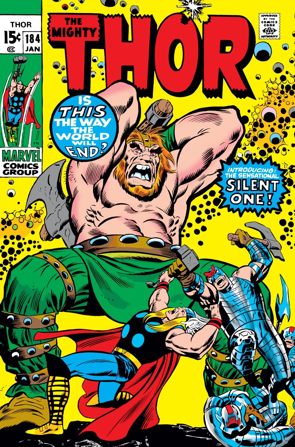 Thor (1966) 184 Page 1
