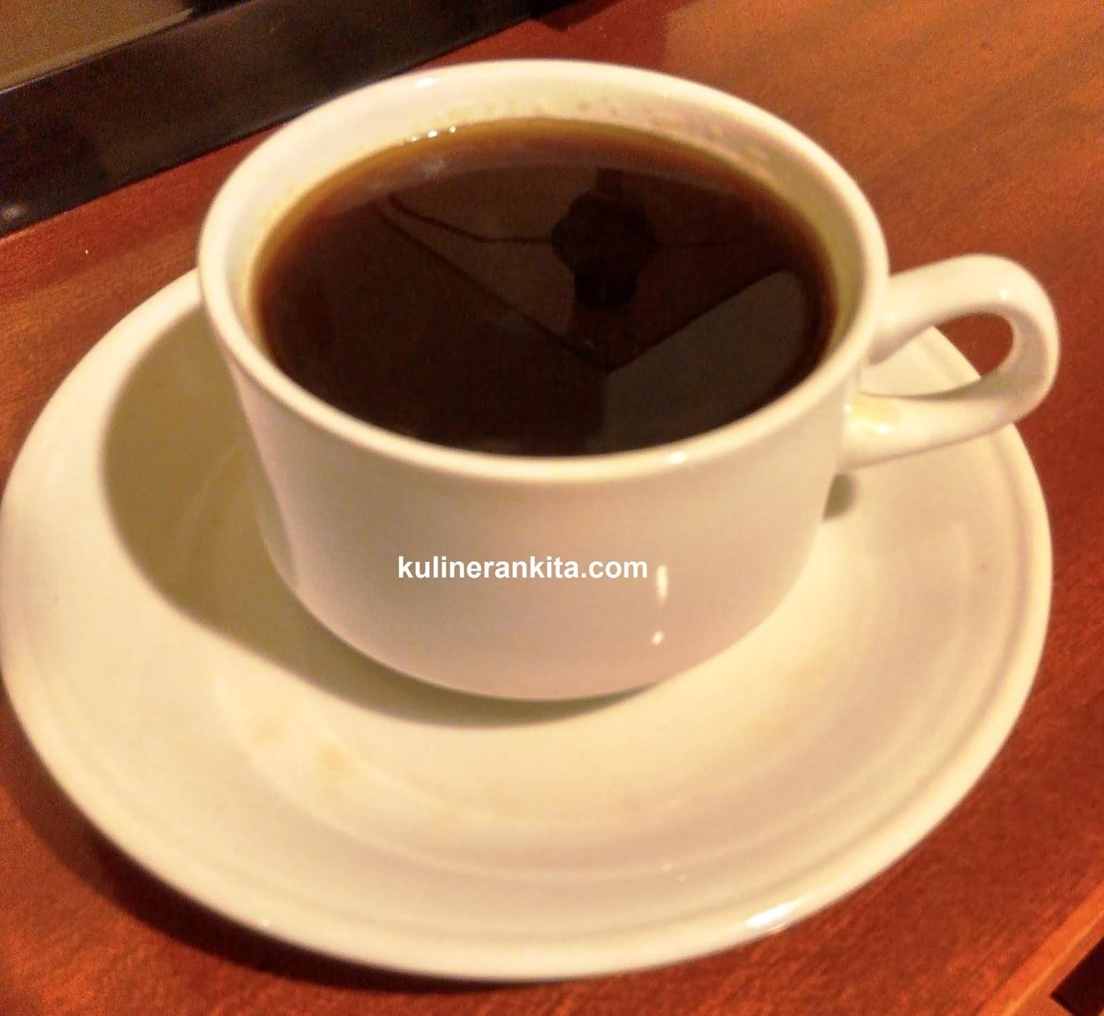 Tips membuat kopi hitam Nikmat