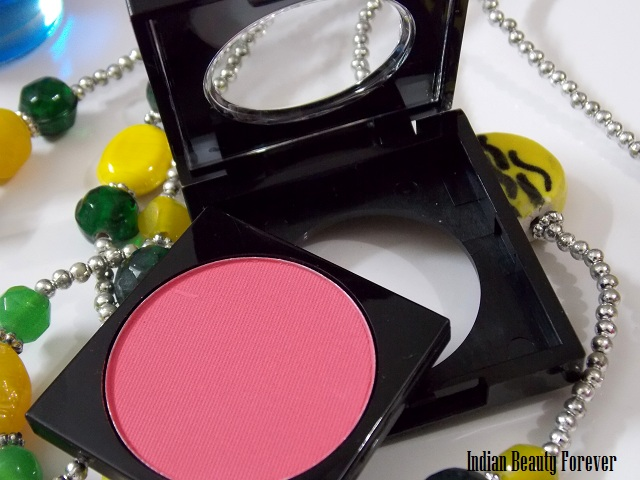 MUA Fashionista Blush in Blushing Coral Review, price