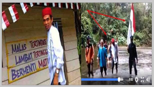 VIDEO: Terharu.. Demi Bangsa, Ustadz Somad Kepedalaman Terpencil Ajarkan Bagaimana Mencinta NKRI