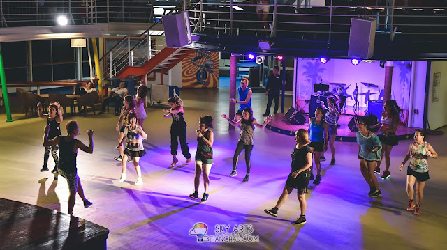 Star cruises Superstar Libra 丽星邮轮 天秤号 3D2N 槟城 普吉岛 Penang Phuket starcruises libra Zumba night
