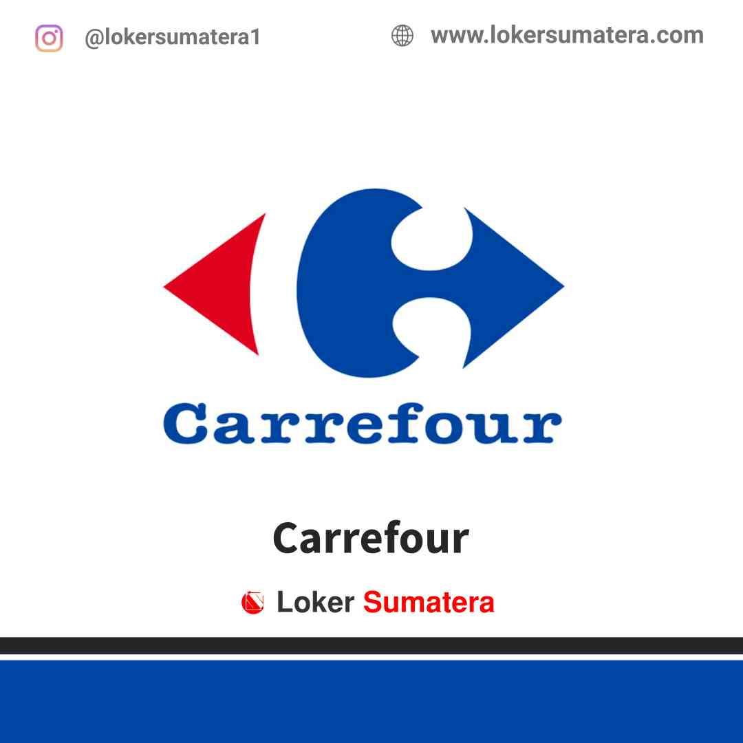 Lowongan Kerja Batam, Carrefour Kepri Mall Juni 2021