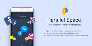 Parallel Space – Multi Accounts & Two face v4.0.8581 Pro APK is Here !