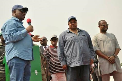 APC HAS FAILED NIGERIA- SAYS GOV NYESOM WIKE