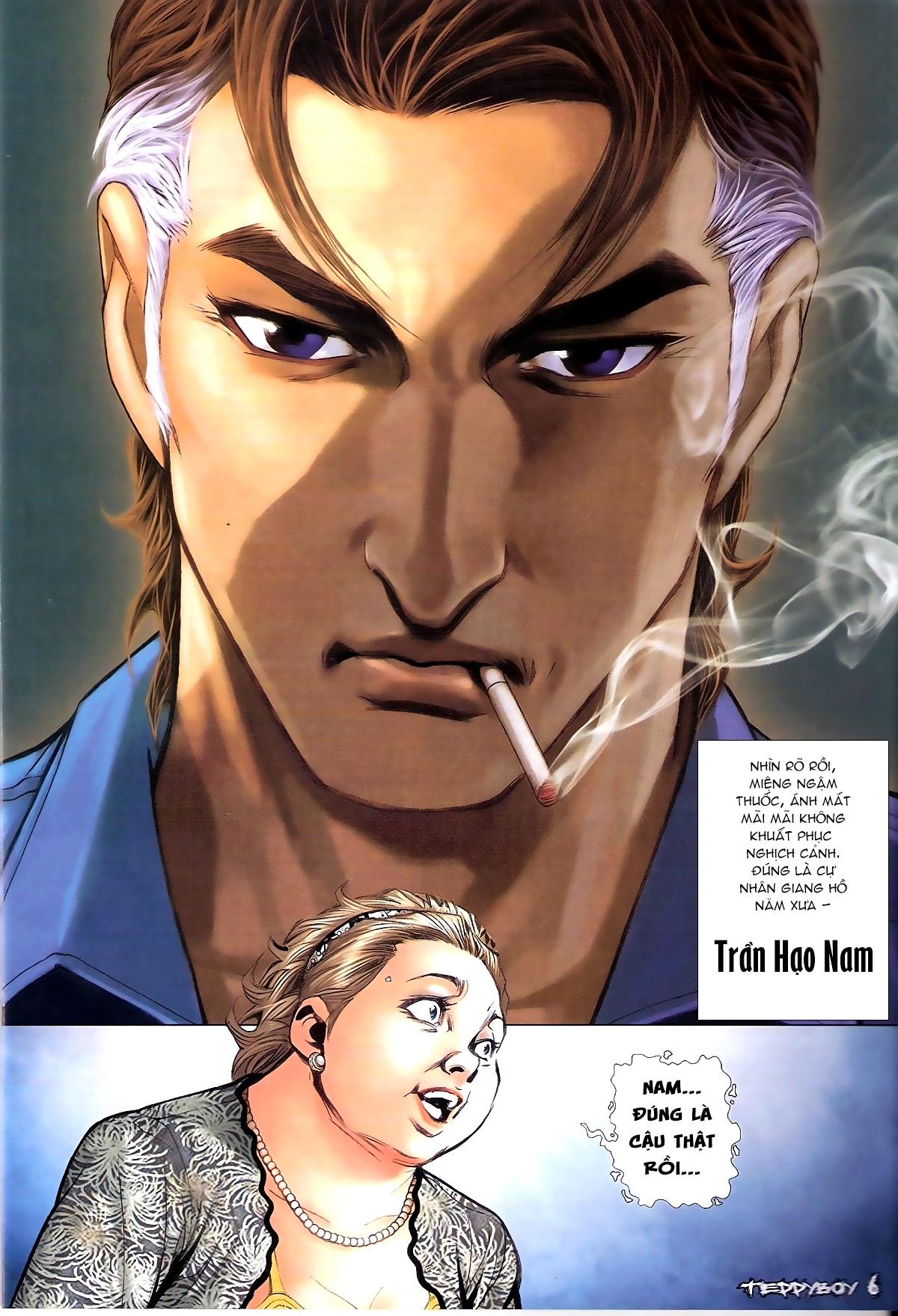 Người Trong Giang Hồ - Chapter 1357: Xúc Sinh Tư - Pic 5