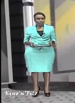Linda Ogutu, hipped Tv personality