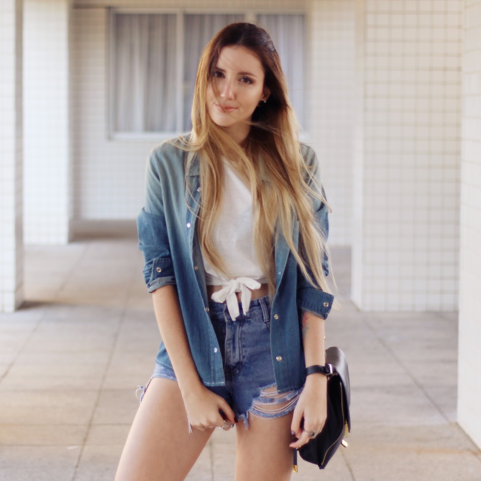 Look do dia Jeans versátil