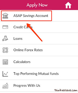 Axis bank me ASAP saving account kaise open kare
