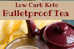 LOW CARB,BULLETPROOF TEA – AN ALTERNATIVE TO KETO COFFEE