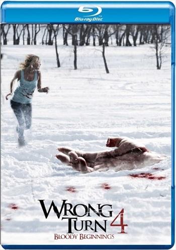 Wrong Turn 4 Bloody Beginnings 2011 English Bluray Download