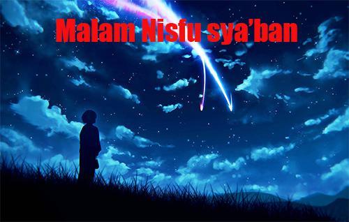 Kapan Malam Nisfu Sya'ban 2020 1441 H Jatuh Pada Tanggal Berapa, Hari ?