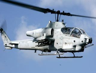 AH-1F Super cobra