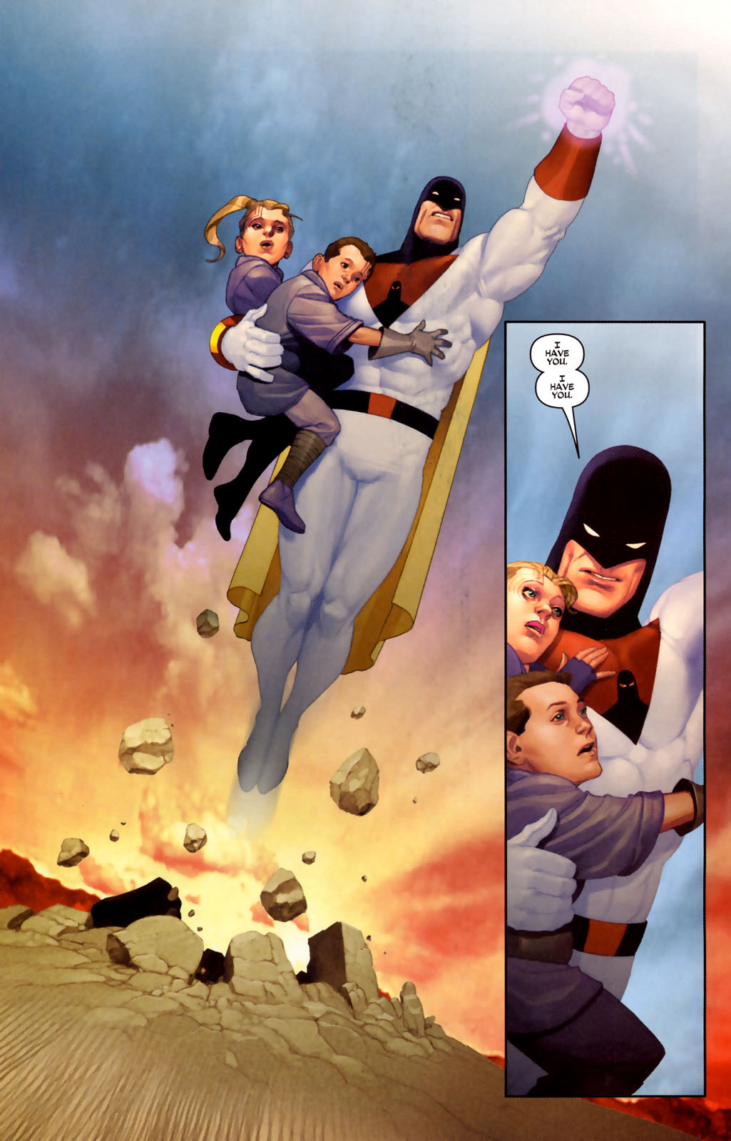 Read online Space Ghost (2005) comic -  Issue #4 - 18
