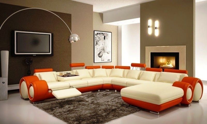 Best paint color for accent wall in living room - Recommended colors for living room ...