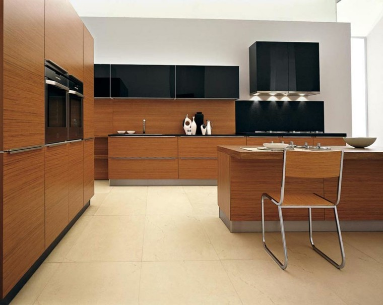 Modern Kitchen Remodel Pictures With Oak Cabinets Ideas 14