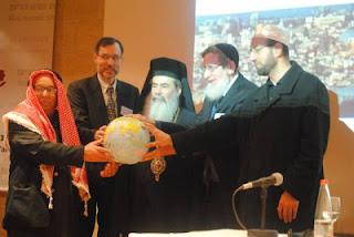 """Πανθρησκειακό Συνέδριο στην Ιερουσαλήμ: """"Ας σώσουμε το περιβάλλον"""""""