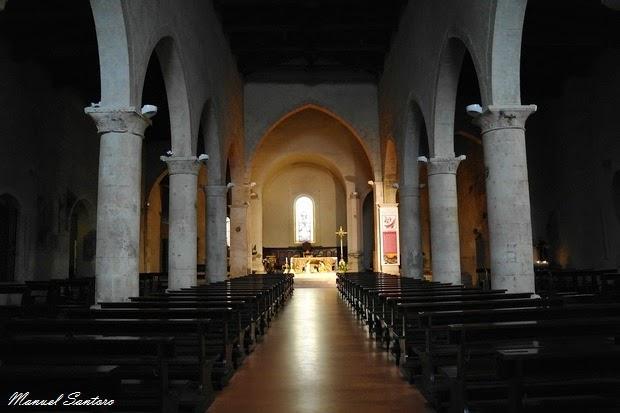 Sulmona, Chiesa di Santa Maria della Tomba