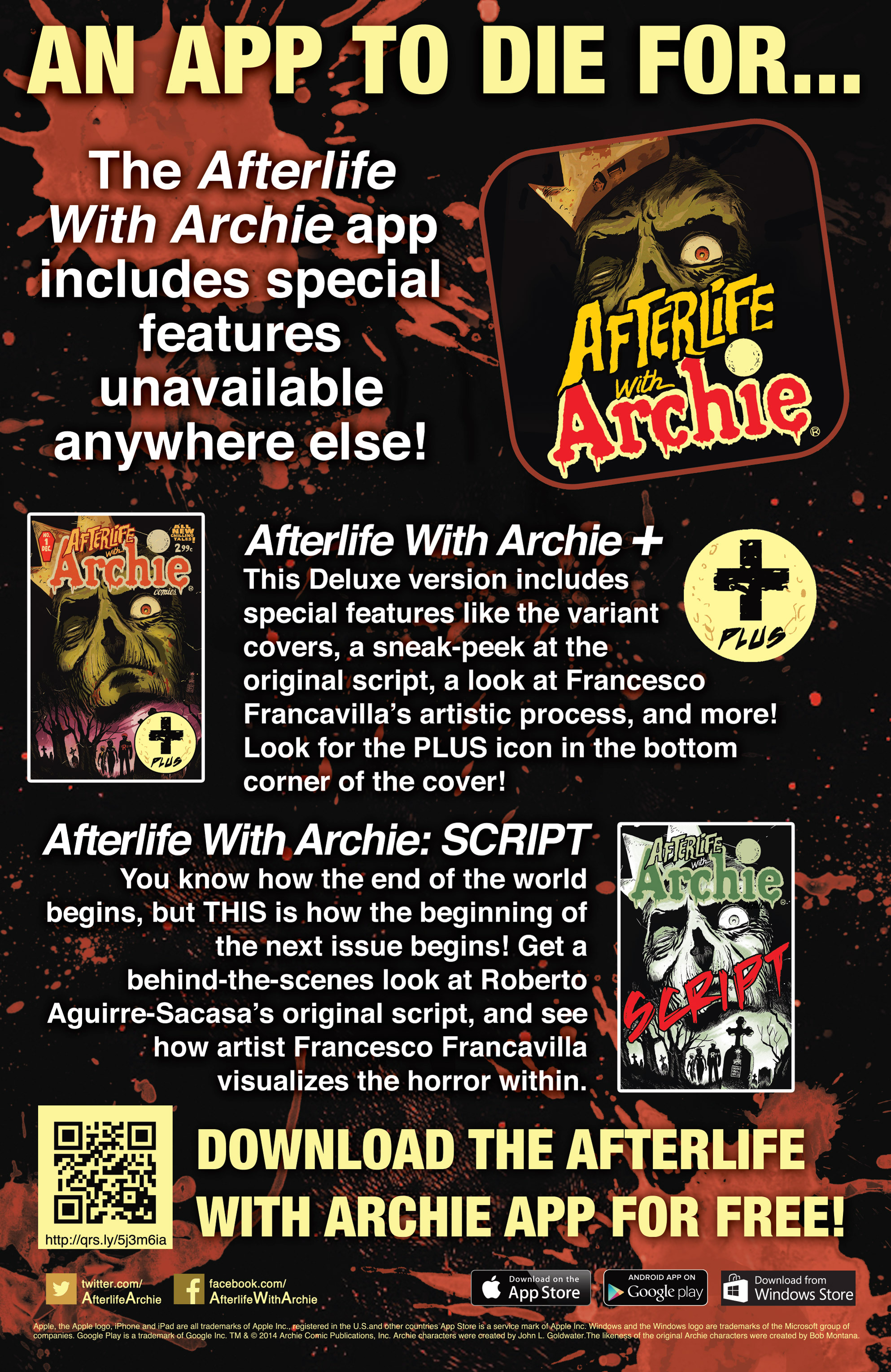 Read online Afterlife with Archie comic -  Issue #5 - 35