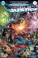 DC Renascimento: Liga da Justiça #18