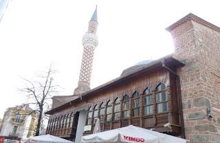 Exterior de la Mezquita Dzhumaya.