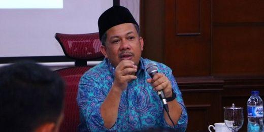 Fahri Hamzah  Sebut Jokowi Sudah Tamat, Gampang Panasan hingga Belum Matang