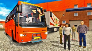 Runiran Volvo B12B TX bus