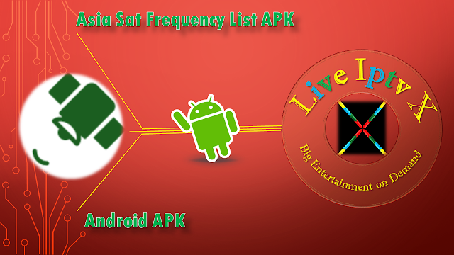 Asia Sat Frequency APK