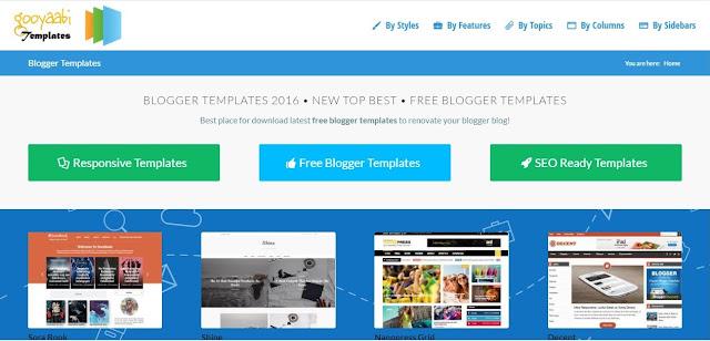 Free responsive blogger templates