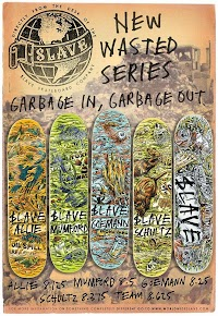 Slave Skateboards, Ben Horton and the Tradition of Skate Art