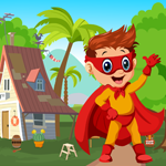 Games4King Superhero Boy Rescue