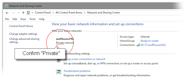 keyliner blogspot com: Enable PING in Windows 10