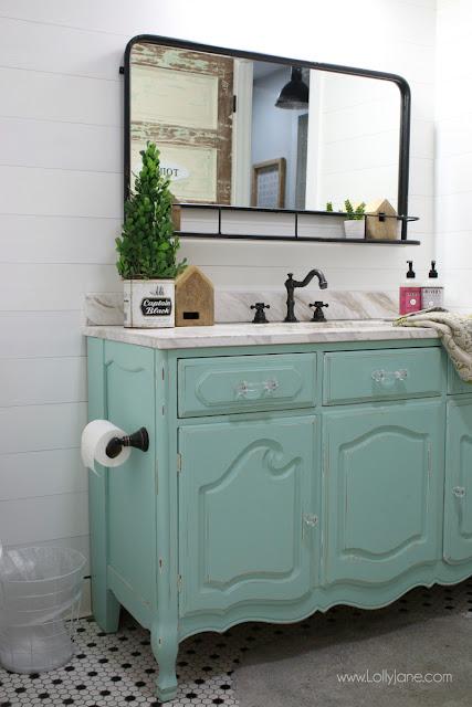 vintage-dresser-bathroom-vanity