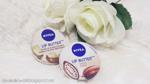 Product Review – Nivea Lip Butter