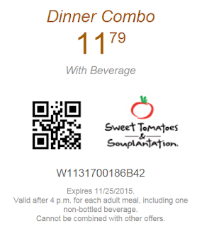 Souplantation Coupon November 2015