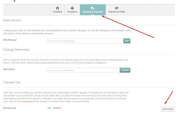 sharing-transfer-domain